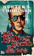 Cover-Bild zu Die Rolling-Stone-Jahre (eBook) von Thompson, Hunter S.