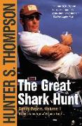 Cover-Bild zu The Great Shark Hunt (eBook) von Thompson, Hunter S.