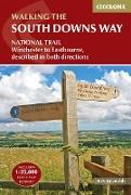Cover-Bild zu The South Downs Way (eBook) von Reynolds, Kev