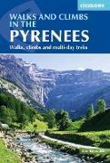 Cover-Bild zu Walks and Climbs in the Pyrenees (eBook) von Reynolds, Kev