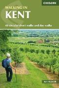 Cover-Bild zu Walking in Kent (eBook) von Reynolds, Kev