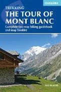 Cover-Bild zu Trekking the Tour of Mont Blanc (eBook) von Reynolds, Kev