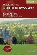 Cover-Bild zu The North Downs Way (eBook) von Reynolds, Kev