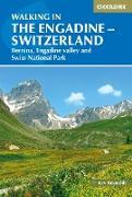 Cover-Bild zu Walking in the Engadine - Switzerland (eBook) von Reynolds, Kev