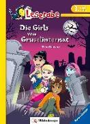 Cover-Bild zu Leserabe - Die Girls vom Gruselinternat von Schwarz, Thea