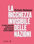 Cover-Bild zu La ricchezza invisibile delle nazioni (eBook)