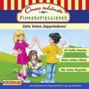 Cover-Bild zu Omas Schönste Fingerspiellieder von Various (Komponist)