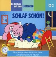 Cover-Bild zu Die Sendung mit dem Elefanten 2. Schlaf schön! von Various (Komponist)
