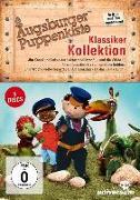 Cover-Bild zu Augsburger Puppenkiste Klassiker Kollektion (5 DVD von Various (Komponist)