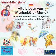 Cover-Bild zu Alle Lieder von Marienkäfer Marie und ihren Freunden (Audio Download) von Wilhelm, Wolfgang