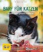 Cover-Bild zu BARF für Katzen (eBook) von Dillitzer, Natalie
