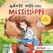 Cover-Bild zu Funke, Cornelia: Hände weg von Mississippi (NA) (Audio Download)