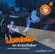 Cover-Bild zu Lieselotte im Krimifieber von Steffensmeier, Alexander