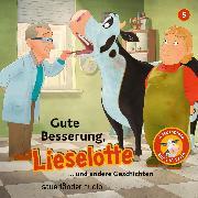Cover-Bild zu Lieselotte Filmhörspiele, Folge 5: Gute Besserung, Lieselotte (Vier Hörspiele) (Audio Download) von Krämer, Fee