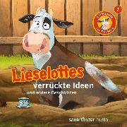 Cover-Bild zu Lieselotte Filmhörspiele, Folge 7: Lieselottes verrückte Ideen (Vier Hörspiele) (Audio Download) von Krämer, Fee