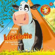 Cover-Bild zu Lieselotte Filmhörspiele, Folge 8: Ferien mit Lieselotte (Vier Hörspiele) (Audio Download) von Krämer, Fee