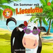 Cover-Bild zu Ein Sommer mit Lieselotte von Steffensmeier, Alexander
