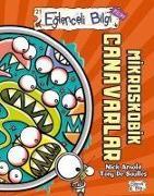 Cover-Bild zu Mikroskobik Canavarlar von Arnold, Nick