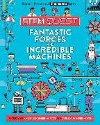 Cover-Bild zu Fantastic Forces and Incredible Machines: Engineering von Arnold, Nick