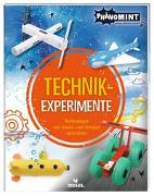 Cover-Bild zu PhänoMINT Technik-Experimente von Arnold, Nick