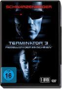 Cover-Bild zu Terminator 3 - Rebellion der Maschinen - 1 DVD von Arnold Schwarzenegger (Schausp.)