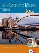 Cover-Bild zu Network Now A2.1 - Student's Book mit 3 Audio-CDs von Jacob-Flynn, Nick