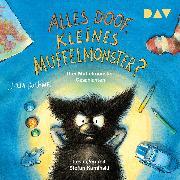 Cover-Bild zu Alles doof, kleines Muffelmonster? (Audio Download)