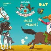 Cover-Bild zu Die Haferhorde - Teil 2: Volle Mähne! von Kolb, Suza
