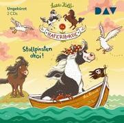 Cover-Bild zu Die Haferhorde - Teil 5: Stallpiraten ahoi! von Kolb, Suza