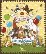 Cover-Bild zu Mein Haferhorde-Freundebuch von Kolb, Suza