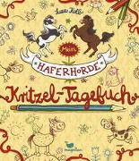 Cover-Bild zu Mein Haferhorde-Kritzel-Tagebuch von Kolb, Suza
