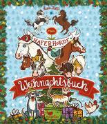 Cover-Bild zu Mein Haferhorde Weihnachtsbuch von Kolb, Suza