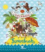 Cover-Bild zu Mein Haferhorde Ferienbuch von Kolb, Suza