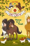 Cover-Bild zu The Oat Crew - Hooves in a Twist von Kolb, Suza