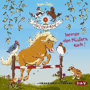 Cover-Bild zu Die Haferhorde - Teil 3 (Audio Download) von Kolb, Suza