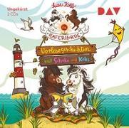 Cover-Bild zu Die Haferhorde - Vorlesegeschichten mit Schoko und Keks von Kolb, Suza