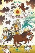 Cover-Bild zu Die Haferhorde - Löschen im Galopp - Band 14 von Kolb, Suza