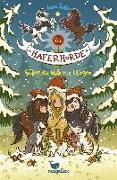 Cover-Bild zu Die Haferhorde - Süßer die Hufe nie klingen - Band 9 von Kolb, Suza