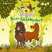 Cover-Bild zu Die Haferhorde - Teil 8 (Audio Download) von Kolb, Suza