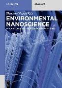 Cover-Bild zu Obare, Sherine (Hrsg.): Environmental Nanoscience (eBook)