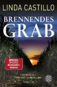 Cover-Bild zu Brennendes Grab (eBook) von Castillo, Linda