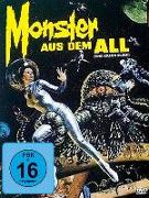 Cover-Bild zu Monster aus dem All von Finger, Bill