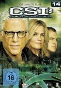 Cover-Bild zu CSI: Las Vegas - Season 14 von Danson, Ted (Schausp.)