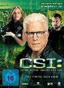 Cover-Bild zu CSI: Las Vegas - Season 15.1 von Danson, Ted (Schausp.)