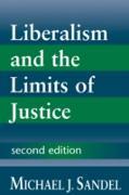 Cover-Bild zu Liberalism and the Limits of Justice (eBook) von Sandel, Michael J.