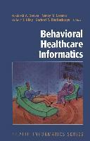 Cover-Bild zu Behavioral Healthcare Informatics von Dewan