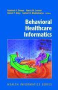 Cover-Bild zu Behavioral Healthcare Informatics von Dewan, N. A. (Hrsg.)