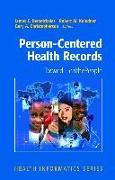 Cover-Bild zu Person-Centered Health Records von Demetriades, James E. (Hrsg.)