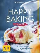 Cover-Bild zu Happy baking glutenfrei (eBook) von Schweiger, Franziska