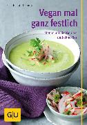 Cover-Bild zu Vegan mal ganz festlich (eBook) von Just, Nicole